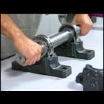 Uso de rolamentos SKF Carb